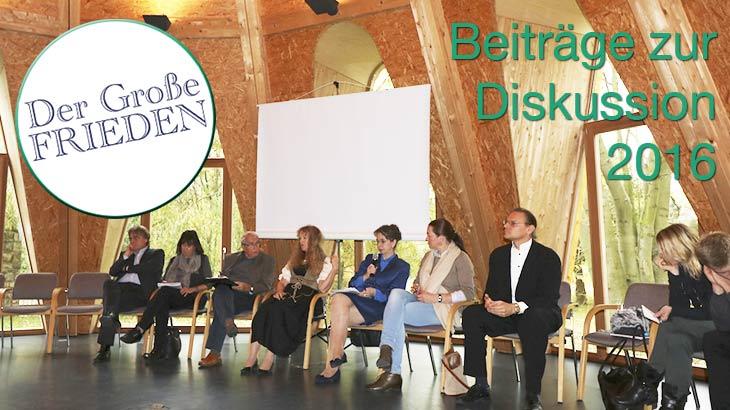 Diskussionsbeiträge DGF 2016